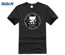MMA BJJ Kongfu Muay Thai Wrestler T shirts Men Casual Bangkok Fight Club T-shirts Mens Jeet Kune Do Brand Clothing Camistas Tees