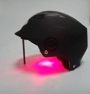 Image 2 - 110v 220v US EU plug 68 didoe laser anti baldness solve hair hair loss issue laser helmet hair regrowth product