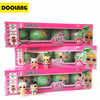 DOOLNNG 3pcs 4pcs 8pcs Lot LOL Surprise Doll Water Spray Color Change Egg 7cm Cartoon Action