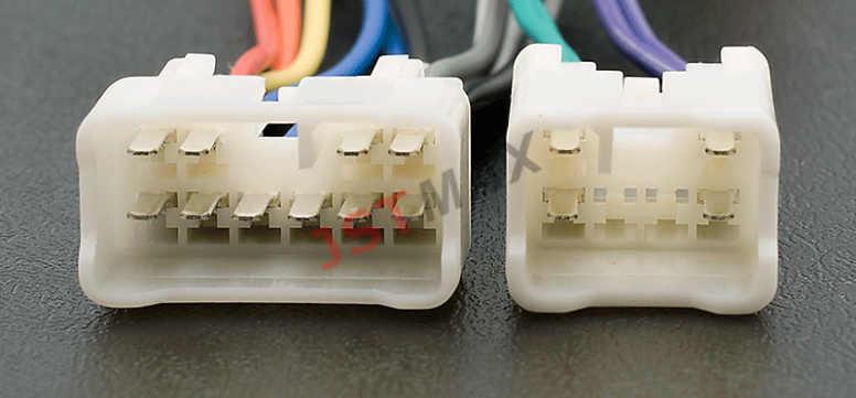 Car ISO Radio Wire Wiring Harness Adapter for Toyota Lexus Daihatsu Jvc Wiring Harness Nz on car audio wiring, car speaker wiring, honeywell wiring, kicker wiring, kenwood wiring, vintage stereo wiring, bosch wiring, rca wiring, pioneer wiring, nasa wiring, klipsch wiring, bose wiring,