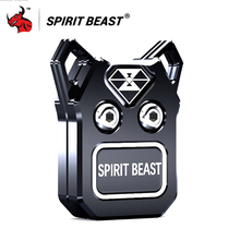 SPIRIT BEAST Motorcycle Key Shell Lock Motorcycle Key Cover Lock Motorcycle Key Shell Motorsiklet Kilit Moto Lock Accessories