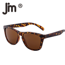 JM 50 PCS/LOT Wholesale Vintage Retro Original Brand Designer Sunglasses Women Men UV400 54mm Mirrored Lens Mixed Colors