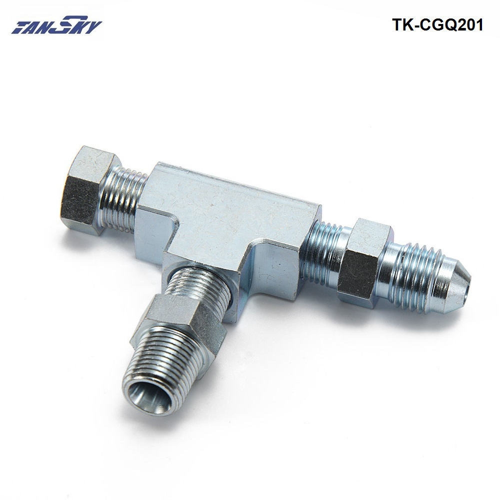 Adapter Fitting T 3 Way 1/8