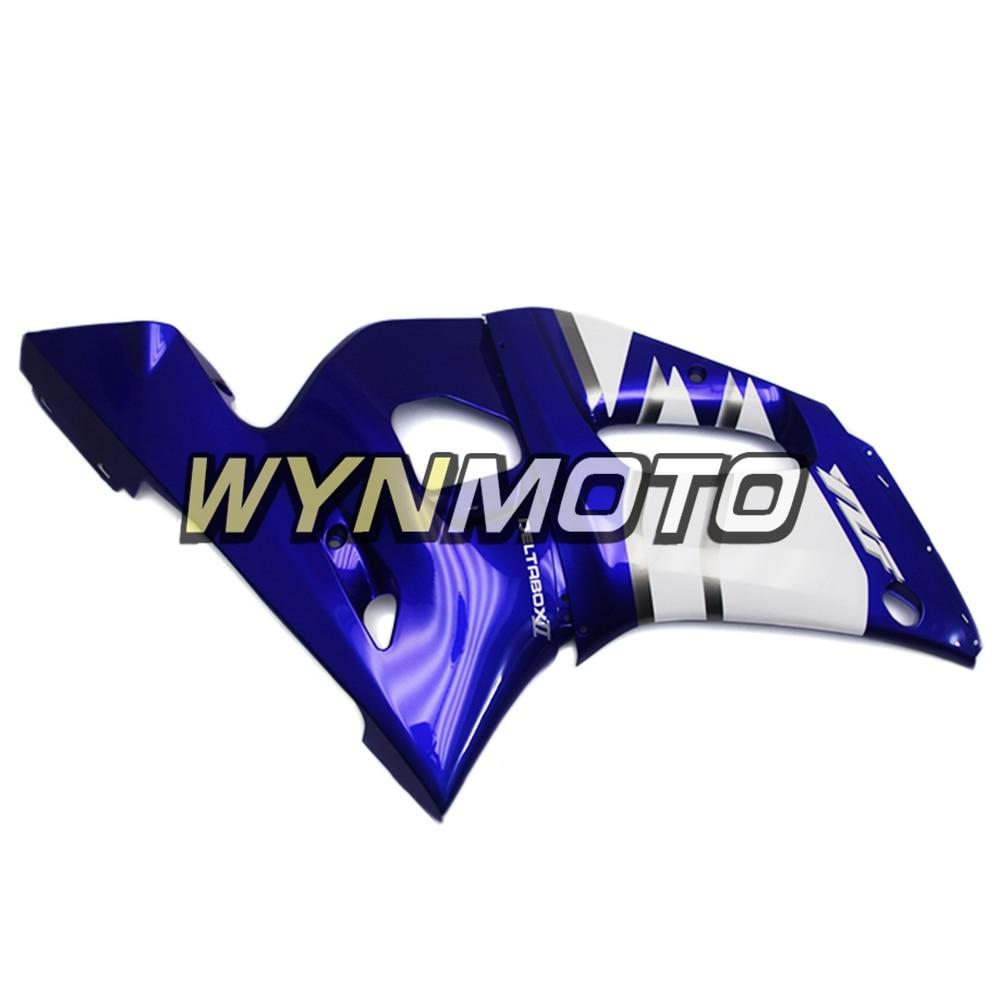 Non Peinte Raw Tail Rear Carénage pour Yamaha 1998-2002 YZF R6 98 99 00 01 02