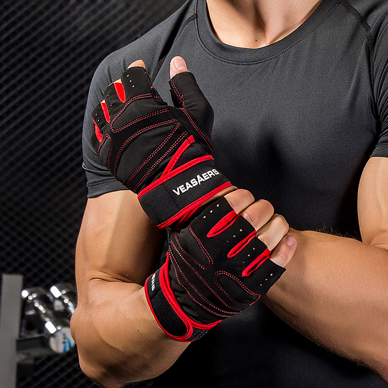 Fitness Gloves New Zealand: Aliexpress.com : Buy High Quality New Fitness Gloves Half