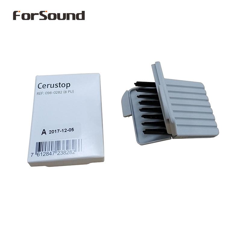 フォナック Unitron 補聴器 Cerustop ワックスガード耳垢防止耳垢から補聴器  グループ上の 美容 & 健康 からの 耳のケア用品 の中 1