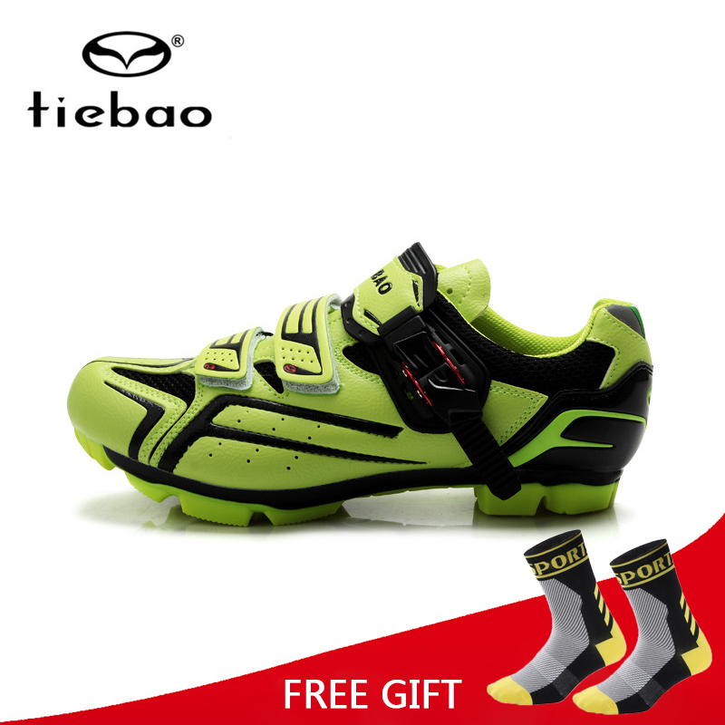 Tiebao Cycling Shoes Mountain MTB Bike Shoes Men Women Cycle Bicycle Self-locking Sneakers Athletic Shoes zapatillas de ciclismo tiebao professional men mtb mountain bike shoes bicycle cycling shoes self locking nylon fibreglass shoes zapatillas clismo page 8