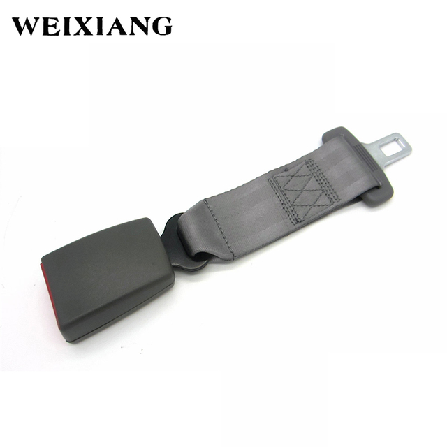 E24 Safety Certified 7 8 30cm Car Seat Belt Extension Seatbelt Extenders Auto