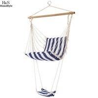 Homdox Leisure Swing Hammock Hanging Chair Outdoor Garden Patio Yard N20A