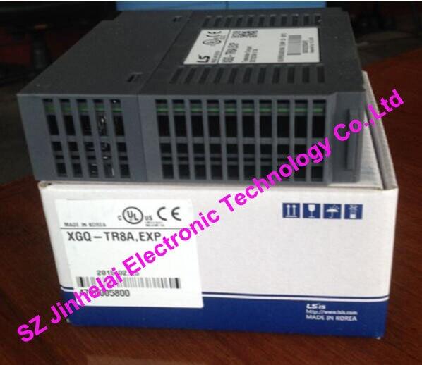 100% New and original  XGQ-TR8A  LS  Plc controller 100% new and original g6i d22a ls lg plc input module