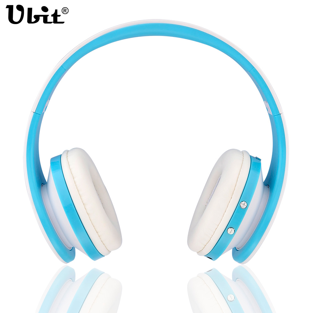 Ubit Wireless Bluetooth Headset Headphone Bluetooth Earphone Stereo Audio Mp3 Music Headphones Casque For Android Smartphone new wireless headphones stereo bluetooth headset card mp3 player earphone fm radio music for music wireless headphone