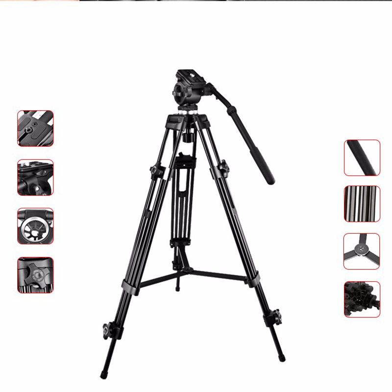 Tronožac za kameru WF - 717 1.3m Tronožac Profesionalni Prijenosni - Kamera i foto - Foto 5