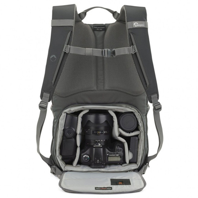 Wholesale Lowepro Photo Hatchback 22L AW  Best DSLR Day Pack Anti-theft camera Backpack  knapsack Weather Cover waterproof 3