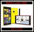 Оригинальный Разблокирована Nokia Lumia 1520 GSM 3 Г и 4 Г Windows Mobile Телефон 8 Quad-core 2 Г RAM 6.0 ''20MP WI-FI GPS 32 ГБ Dropshipping