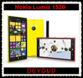 Original Unlocked Nokia Lumia 1520 GSM 3G&4G Windows Mobile Phone 8 Quad-core 2G RAM 6.0'' 20MP WIFI GPS 32GB Dropshipping