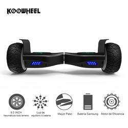 Koowheel 8.5inch Hoverboard Hummer Electric Scooter 4400mAh LG Battery Electrico 2 Wheels Self Balancing Scooter for Adult K7
