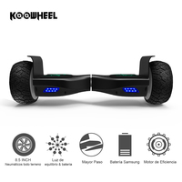 Koowheel 8 5inch Hummer Electric Hoverboard 4400mAh LG Battery Self Balancing Scooter For Adult K7
