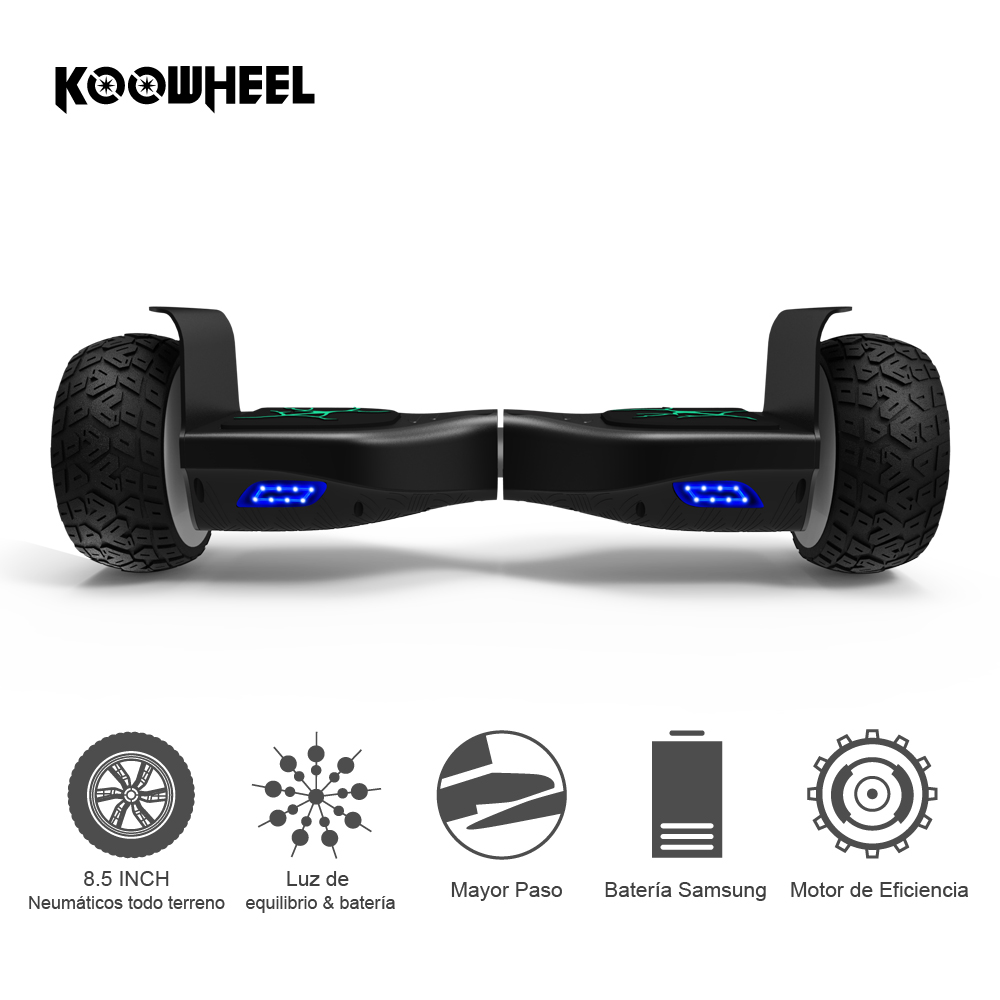 Koowheel 8.5inch Hummer Electric Hoverboard 4400mAh LG Battery Self Balancing Scooter for Adult K7 6 5 adult electric scooter hoverboard skateboard overboard smart balance skateboard balance board giroskuter or oxboard