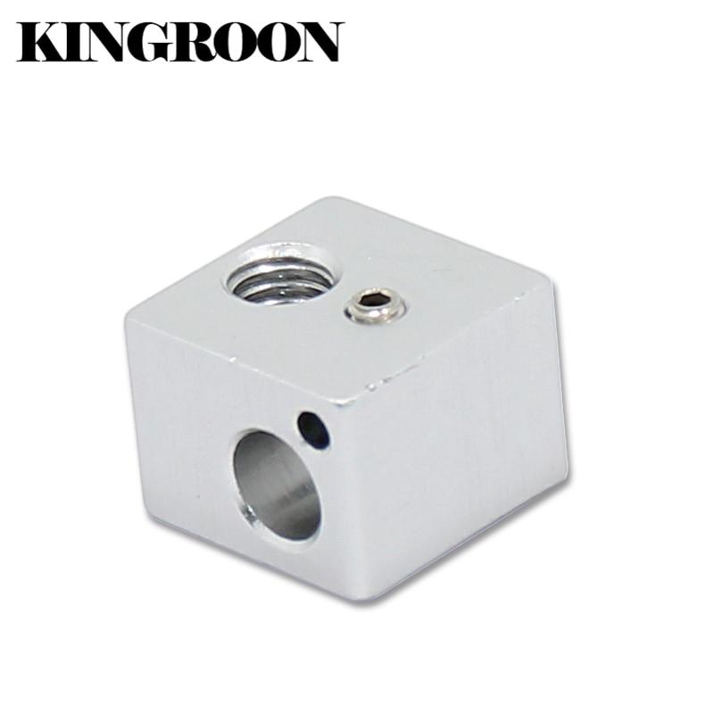 3D Printers Parts V5 Heat Block 16mm*16mm*12mm For V5 J-head Extruder Part Aluminum HotEnd Hot End Heating Blocks Accessories deutz fahr ag part catalog v5 0 1 [2010]