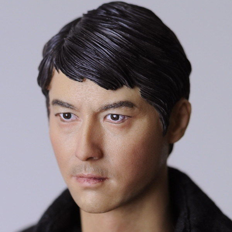 ФОТО Popular 16-31 1/6 Scale Male Head Sculpt  Model Toys For 12