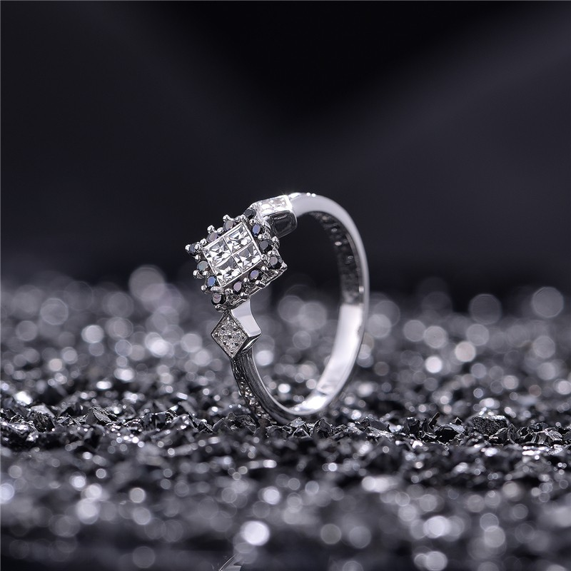 Wedding Rings Bague Femme Rings For Women 925 Sterling Silver Jewelry 925 Sterling Silver Ring Women Fashion Jewelry Accessories  (5)