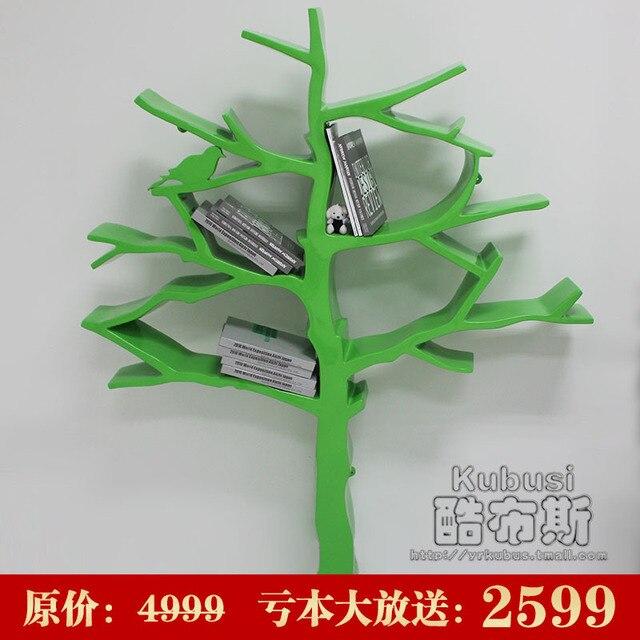 TreeBookshelf Wisdom Tree Creative Bookshelf Kids Books Rack
