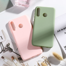 Huawei P30 Lite Case Candy Color for Soft TPU Silicone For P 30 Pro P30Lite Phone Bumper