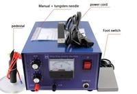 Бесплатная доставка Новый мини ювелирные изделия сварочный аппарат 220 В с дополнительной электрода ювелирные изделия сварщика, сварщик