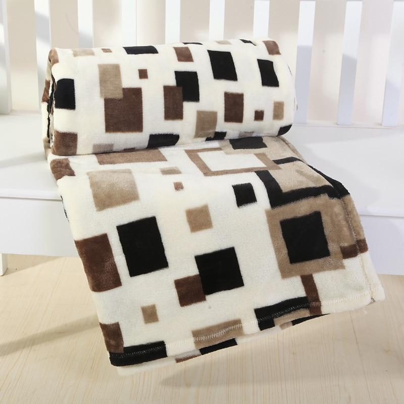 Pas cher 200x230c textile de Maison de nombreux styles super chaud couvertures douces jeter sur canapé/lit/voyage draps Serviettes peuvent être comme lit feuille