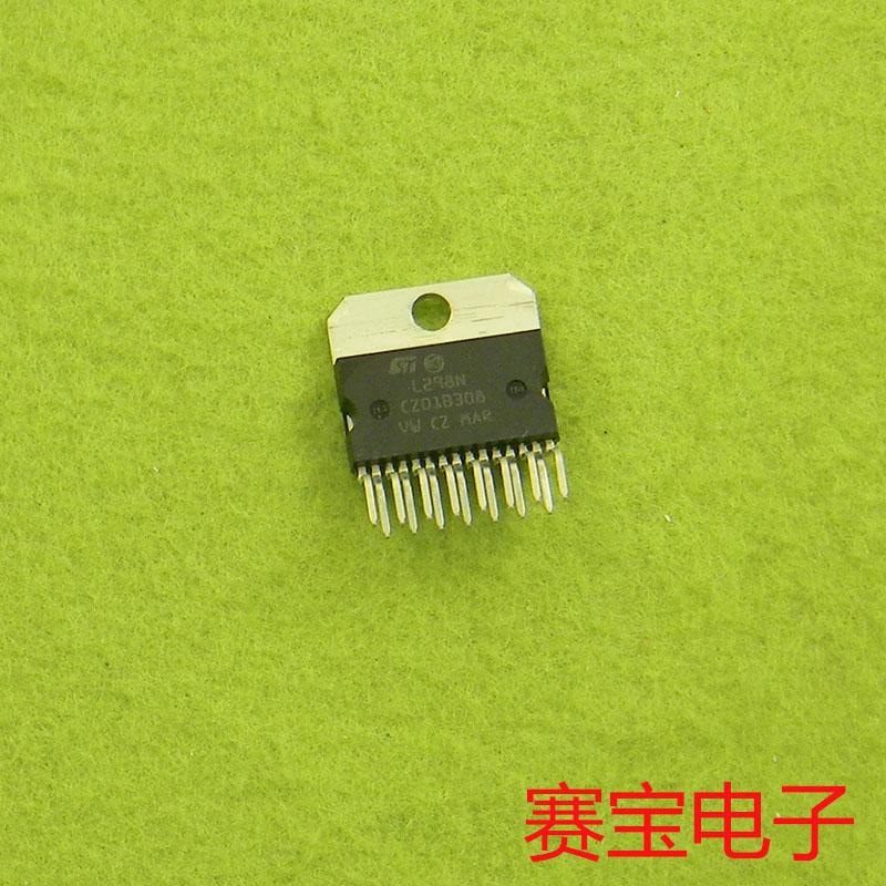 [LAN] L298 L298N robot/coche inteligente nuevo chip de controlador de motor paso a paso original (I1A1) 30 unids/lote 2-30 unids/lote 0,5 m/unids perfil de aluminio angular de 45 grados para 5050 3528 5630 tiras de LED blanco lechoso/canal de tira de cubierta transparente