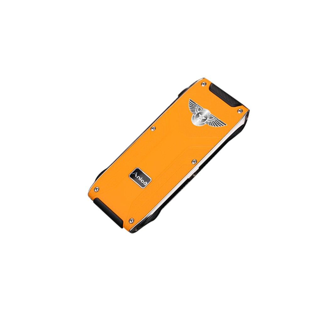 1.61 X8 + BT Dialer débloqué celular, GSM Quad bandes robuste téléphone Étanche Style, plus petit Telefono Movil pour les étudiants
