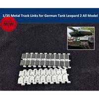 1/35 Scale Metal Track Links w/metal pin for German Tank Leopard 2 All Model SX35006