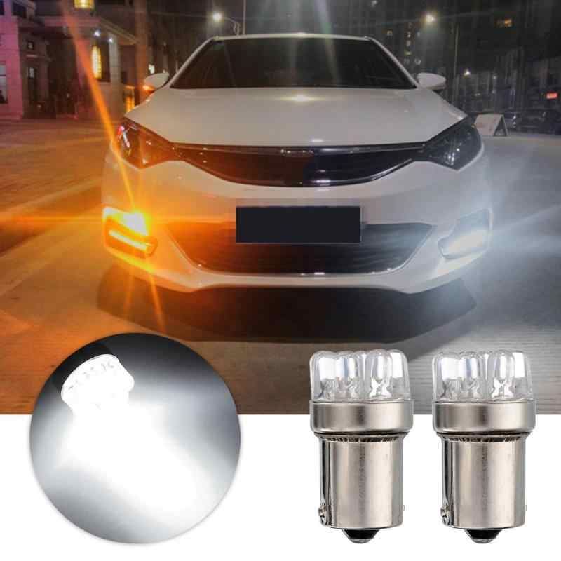 2pcs DC 12V BA15S 1156 9 LED Car Tail Brake bulb Mini Light Turn Signal Lamp Bulbs Vehicle Vehiculos Auto Car Accessories