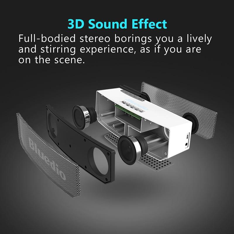2017 жаңа элементі Bluedio BS-5 (түйе) Mini Bluetooth - Портативті аудио және бейне - фото 2