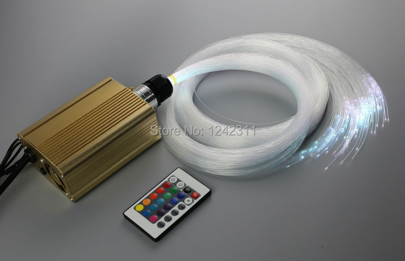 Personal Room Decoration Diy Optic Fiber Light Kit Led Light Stars