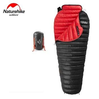 Naturehike CW300 Goose Down Sleeping Bag Ultralight Mummy 630grs 3