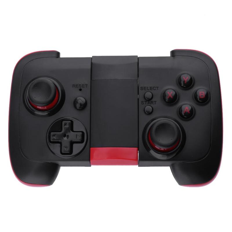 Wireless Flip Gamepad Joystick Joypad Game Controller With Holder For Phone PC for PS3/Android IOS TV Box