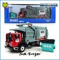 Mr.Froger Reach Stacker Model Refined metal alloy car model Refined metal Engineering Construction vehicles truck Decoration
