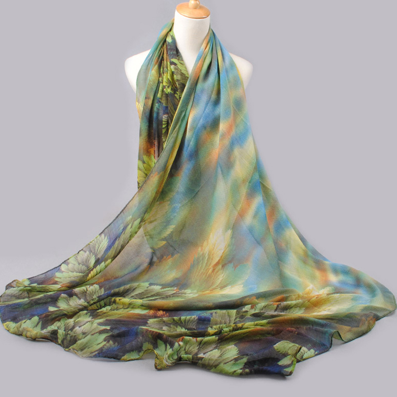 2019 new 180*90 women   scarf   lady's   Scarves   long shawl pashmina cotton   scarf     wrap   autumn winter cape hijab muffler drop shipping