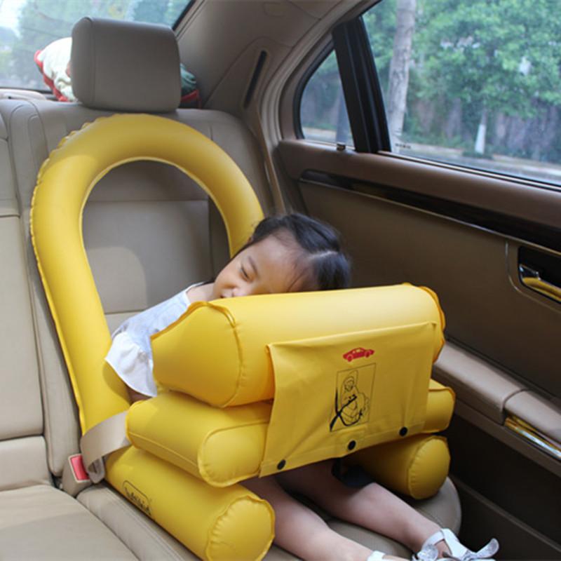 Baby Portable Car Seat Inflatable Kids Chair Living Room Lazy Sofa Outdoor Camping Beach Lazy Sofa Fast Inflatable Sleeping Bag