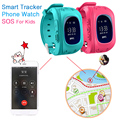 Q50 Kid Smart Phone Watch Children Kid Wristwatch SOS GPS Locator Tracker Anti-Lost Child Smartwatch for iOS Android Gifts Box