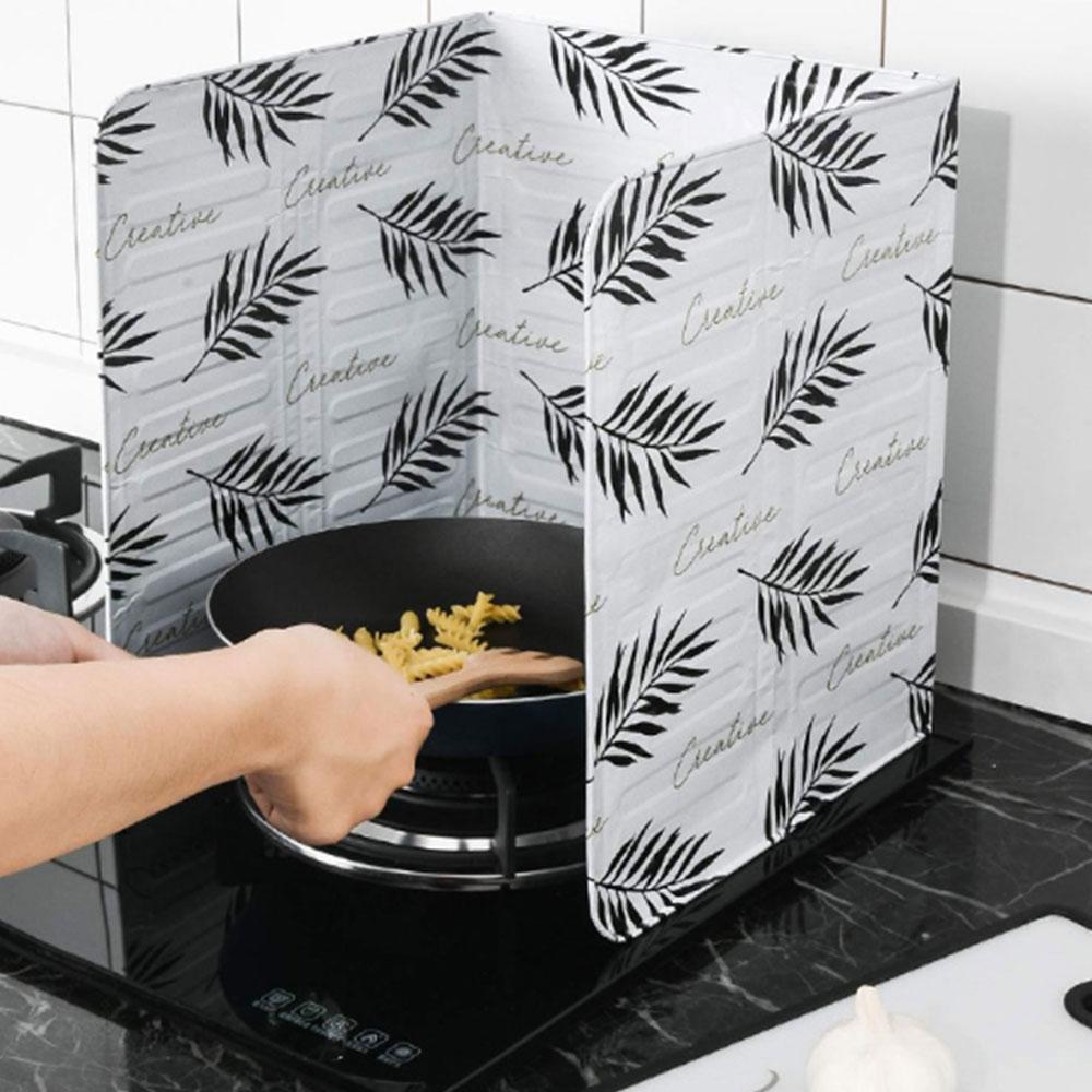 Алюминиевая защита от брызг масла экономичная крышка плиты анти Крышка для микроволновки инструменты для сковороды масло для кухни крышка от разбрызгивания для жарки