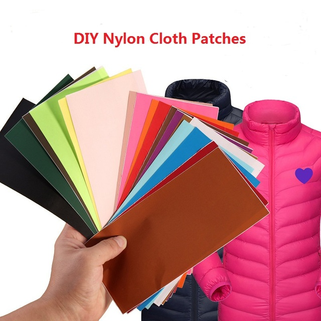 3pcs/set Nylon Sticker Cloth Patch Self adhesive Water-proof Patches For Down Outdoor  sc 1 st  AliExpress.com & 3pcs/set Nylon Sticker Cloth Patch Self adhesive Water proof ...