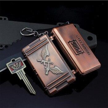 Брелок и ключ из игры Playerunknown's Battlegrounds 1