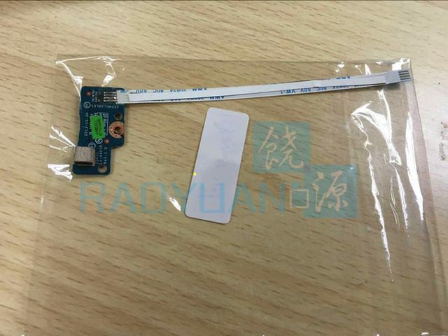 Genuine New Power Button Board With Cable Replacement For Hp pavilion 15 R 15 S 15 G15 G019wm 749650 001 LS A991P
