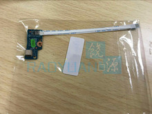 Reemplazo de placa de botón de encendido con Cable para Hp pavilion 15 R 15 S 15 G15 G019wm 2009 001 LS A991P