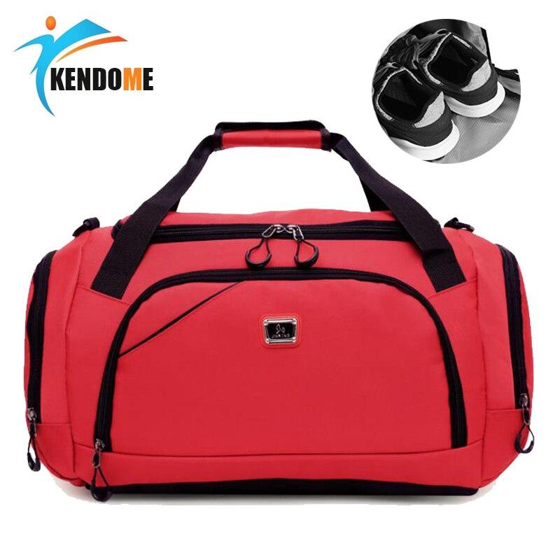 Tote Gym-Bag Yoga-Handbag Training Fitness Travel Multifunction Waterproof Outdoor Sport