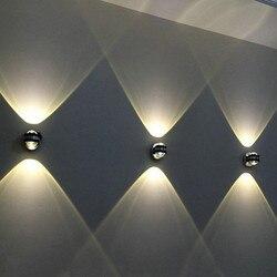 1 sztuk LED kinkiet nowoczesny kryty hotel dekoracji światła pokój sypialnia lampki nocne TV tle