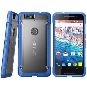 Image 4 - For Google Nexus 6P Case 5.7 inch (2015 Release) SUPCASE UB Series Premium Hybrid TPU Bumper + PC Back Case Protective Cover