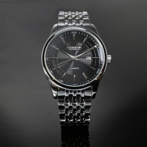 Image 5 - Montres hommes haut de gamme de luxe Curren hommes en acier inoxydable analogique Date Quartz montre décontractée montres bracelets Relogio Masculino